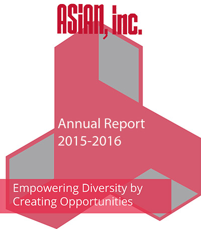 ASIAN, Inc. 2016 Annual Report