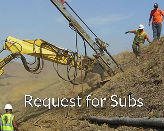 Request for Subcontractors (an Asian, Inc. Service)