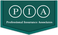 Logo of PIA (Professional Insurance Associates)