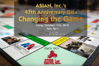 2018 ASIAN, Inc. Anniversary Gala