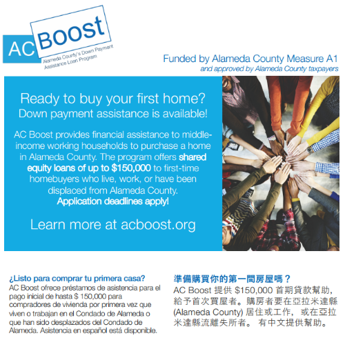 AC Boost General Flyer