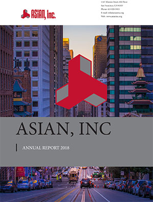 ASIAN, Inc. 2018 Annual Report