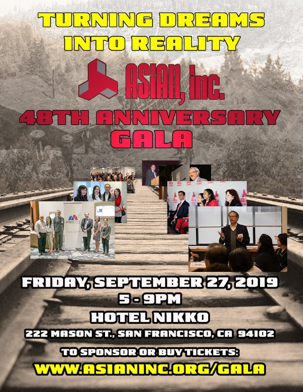 ASIAN, Inc. 2019 48th Anniversary Gala - Cover Image