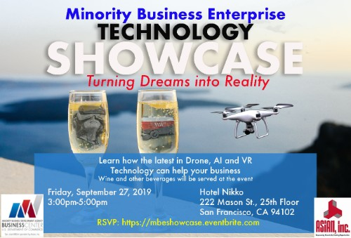 Minority Business Enterprise Technology Showcase - ASIAN, Inc. 2019 Gala